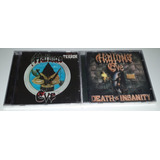 Hallows Eve   2 Cd Tales Of Terror   Death And Insanity