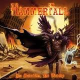 Hammer Fall No Sacrifice No Victory Cd Novo E Lacrado
