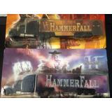 Hammerfall Caminhão Hotwheels Johnny Lightning Amolad Rocks