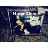 Hans Zimmer cd Good Morning America   novo Lacrado warner