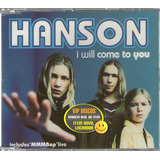 Hanson Cd Single I Will Come To You 4 Faixas   Raro