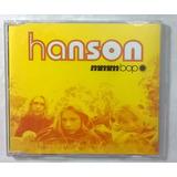 Hanson Mmmbop Cd Single Promocional