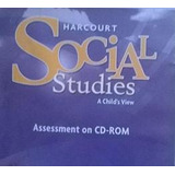 Harcourt Social Studies Assessment Program Cd rom Grade 1