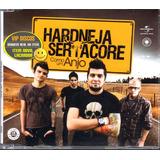 Hardneja Sertacore Cd Single Promo Como Um Anjo   Raro