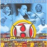 Harmonia Do Samba   Da Capelinha Para O Mundo Cd