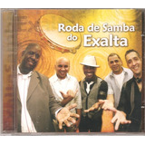 Harmonia Do Samba Delcio Luiz Rodriguinho   Cd Exaltasamba