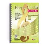 Harpa Cristã Cifrada Com Partituras cordas teclas sopro