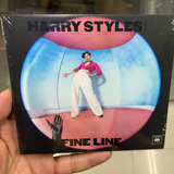 Harry Styles   Fine Line  cd  Original Lacrado