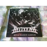 Hellyeah Metal Hammer Sampler Cd Coletanea Promo