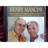 Henry Mancini  The Films Of Blake Edwards Themes Import