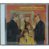 Hermans Hermits Mrs brown You ve Got A Lovely Daughter Cd