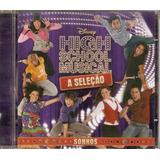 High School Musical A Seleção Sonhos   Cd Pop