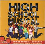 High School Musical Edição Especial   2 Cds