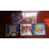 Highschool Musical Coleção Com 5 Cds Disney