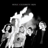 Hole Celebrity Skin   Courtney Love   Kurt Cobain Importado