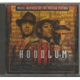 Hoodlum   Trilha Sonora   Wu tang Clan   Cd Usado