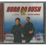 Hora Do Rush 2   Trilha Sonora   Cd Usado   Montel Jordan
