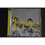 Hot Hot Heat Make Up The Breakdown Cd