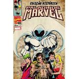 Hq Coleção Histórica Paladinos Marvel Volume 3