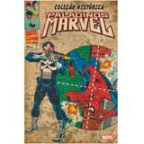Hq Coleção Histórica Paladinos Marvel Volume 4 (novo)