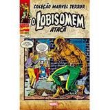 Hq Coleção Marvel Terror O Lobisomem Ataca Volume 1