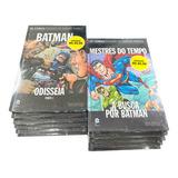 Hq Dc Comics Graphic Novels Eaglemoss 11 Vols. Em Sequência