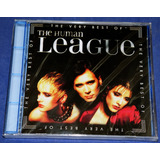 Human League   The Very Best Of   Cd   1998   Usa   Lacrado