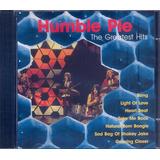 Humble Pie 1989 The Greatest Hits Cd Heart Beat  Importado