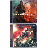 Hypocrisy 3 Cds Lacrados Catch 22 Virus 10 Years Of Chaos An