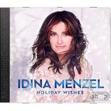 Idina Menzel Holiday Wishes   Novo Lacrado Original