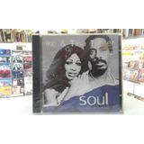 Ike E Tina Tuner Movin On Soul Lacrado Cd  Novo Original