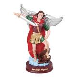 Imagem São Miguel Arcanjo 12cm Resina