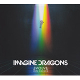 Imagine Dragons  Evolve Deluxe Lacrado