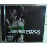 Importado Cd Jamie Foxx Unpredictable  Black Pop Rnb Funk