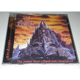 In Flames   The Jester Race   Black ash Inheritance Cd