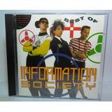 Information Society Cd Best Of Information Society Novissimo