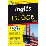 Inglês Para Leigos   Curso De Áudio   3 Cds