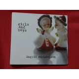 Ingrid Michaelson Girls And Boys Cd Importado