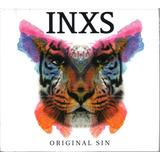 Inxs Cd Original Sin Novo Lacrado Orignal