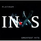Inxs Platinum Greatest Hits   Cd Pop
