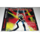 Iron Maiden   Maiden Japan  imp eu  Cd Lacrado
