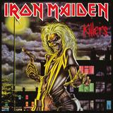 Iron Maiden  Killers  Cd Novo E Lacrado De Fabrica