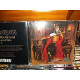Iron Maiden Edward Great Amolad Rocks Best Beast Greatest Cd