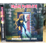 Iron Maiden Live Ruskin Arms 1980