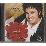 Isabella Taviani   Cd Diga Sim   2007