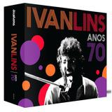 Ivan Lins   Anos 70   Box Com 3 Cds