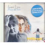 Ivan Lins 1995 Anjo De Mim Cd Inclui A Música Lembra De Mim
