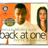 Ivete Sangalo E Brian Mcknight Cd Single Promo Back At One