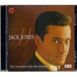Jack  Jones   The  Essential  Early Recordings  Cd Duplo