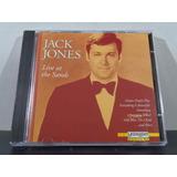 Jack Jones   Live At The Sands   Cd Orig Imp Raridade Av8